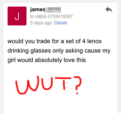 drinking-glasses